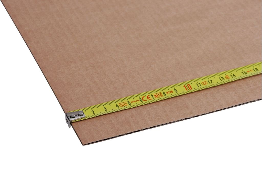 Afbeelding van Kartonnen platen op maat