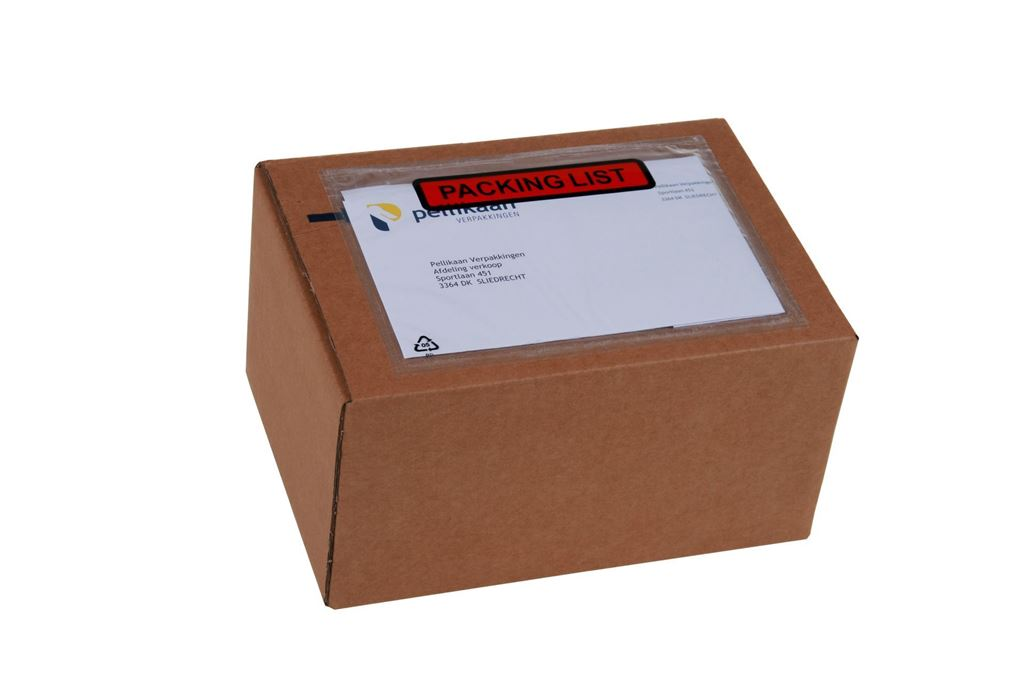 Afbeelding van Document enveloppen bedrukt