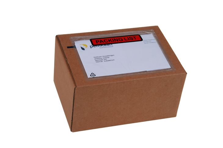 Afbeeldingen van Document enveloppen bedrukt