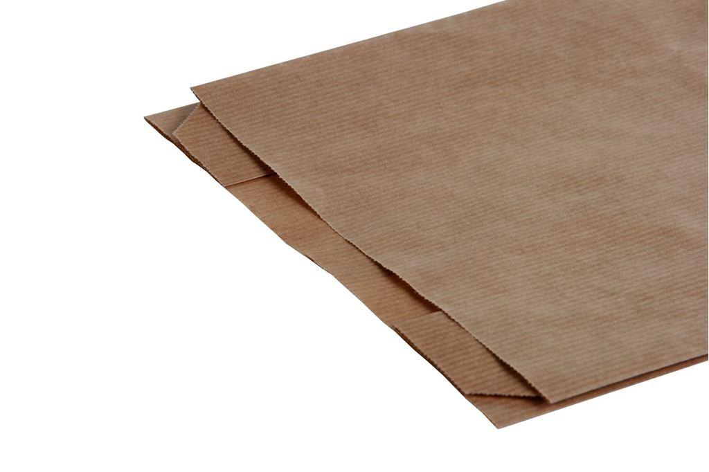 Afbeelding van Zakken bruin kraftpapier