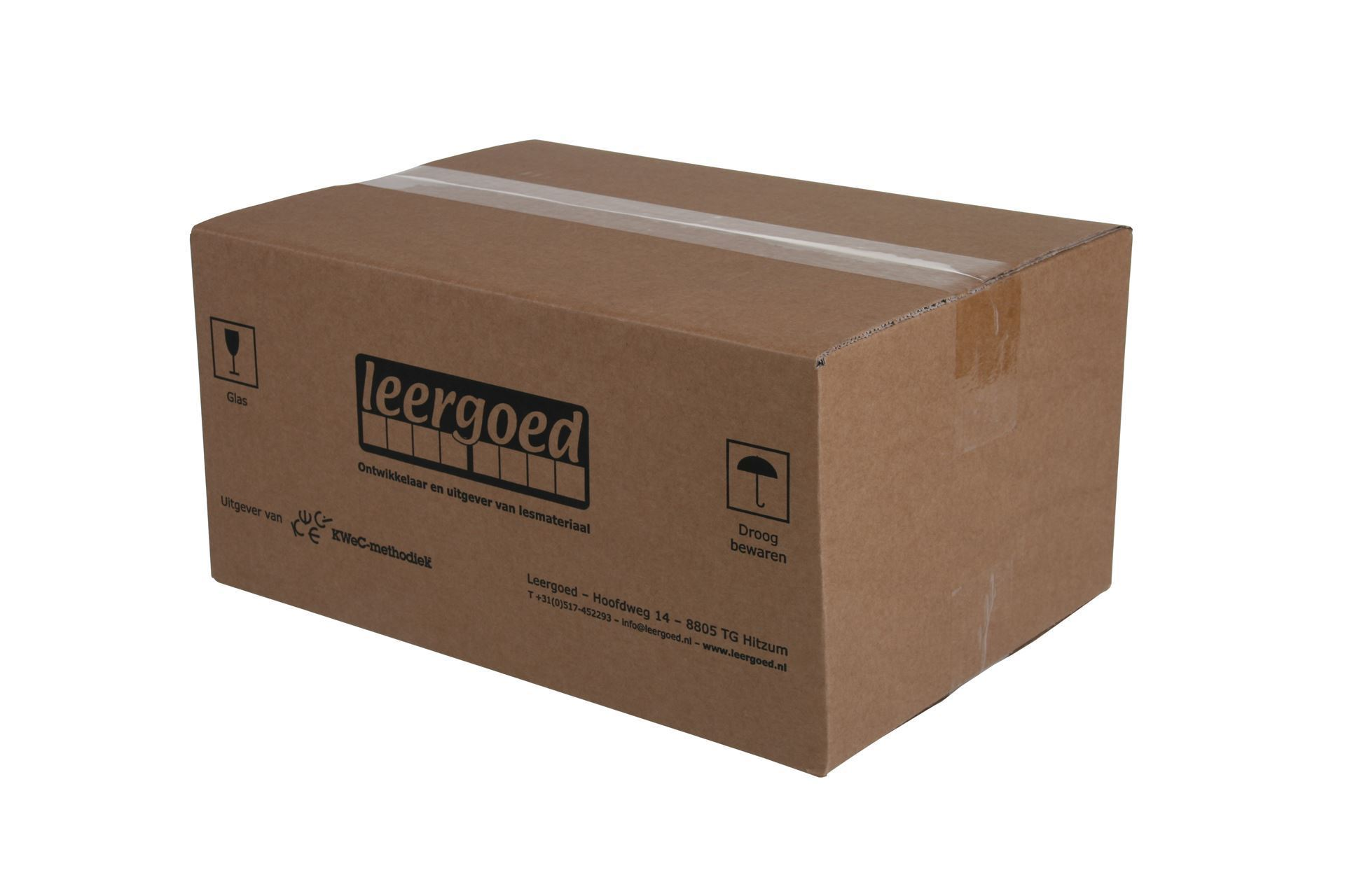 cbb9c314e3a Kartonnen dozen met bedrukking - Pellikaan Verpakkingen